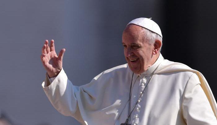Buon Anno a tutte le famiglie – Messaggio di Papa Francesco